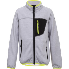 Icepeak Kemp Midlayer Jas Jongens, steam